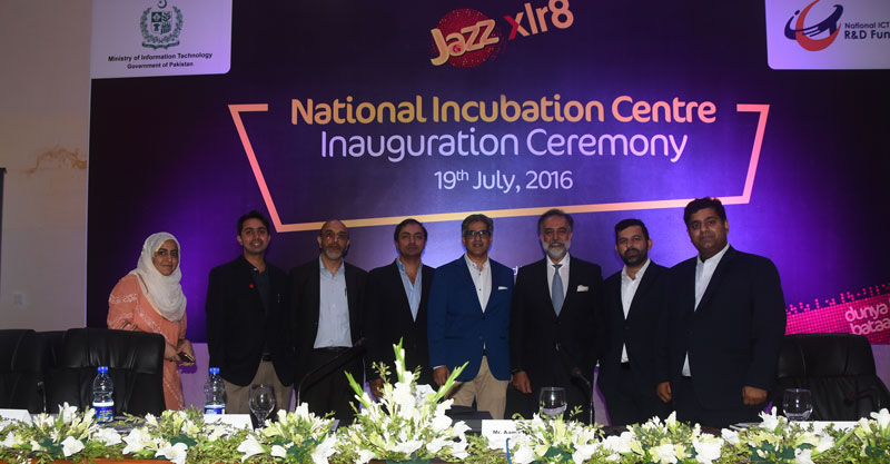 Jazz's 'National Incubation Center