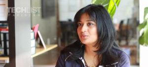 Sheba Najmi - Founder of Code for Pakistan