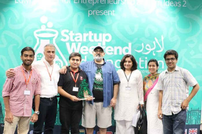 Startup Weekend Lahore Ed-Innovation 2016 Attracts Over 130 Education Innovators