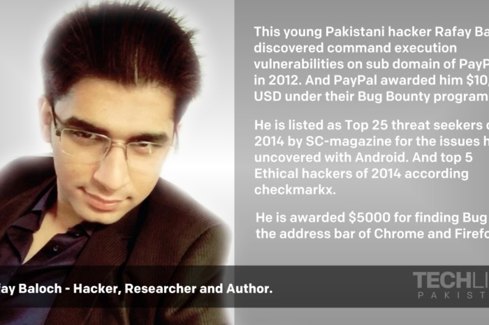 A Young Pakistani Hacker Wins $5000 For Finding Bug In Browsers