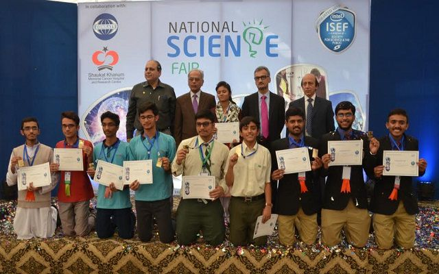 Intel Announces Winners Of National Science Fair 2016