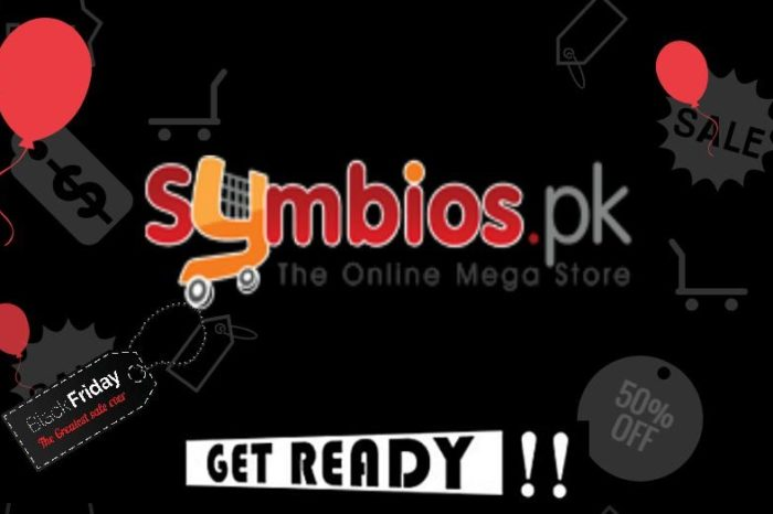 Symbios.pk Brings The Grand Sale of Black Friday 2016