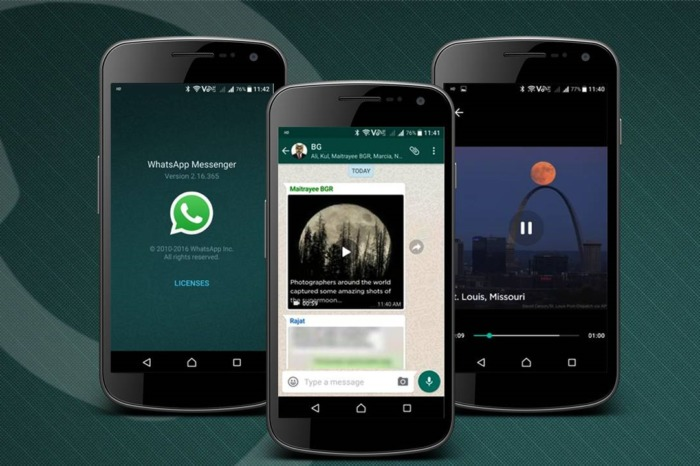 Now WhatsApp Users Can Watch Videos Without Downloading