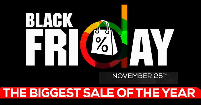 Black Friday Deals and Discounts 2016 in Pakistan By Daraz.pk