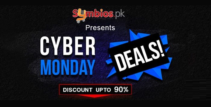 Deals Starting At Rs.1 During Cyber Week At Symbios.pk