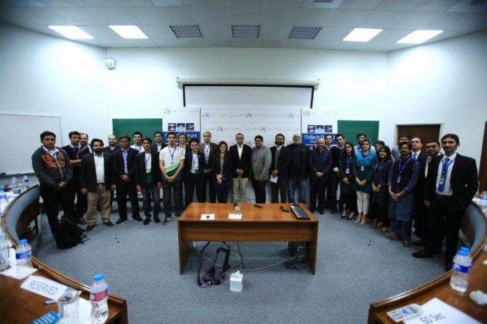 LUMS, Karandaaz Pakistan, Hold FinTech Disrupt Challenge 2016