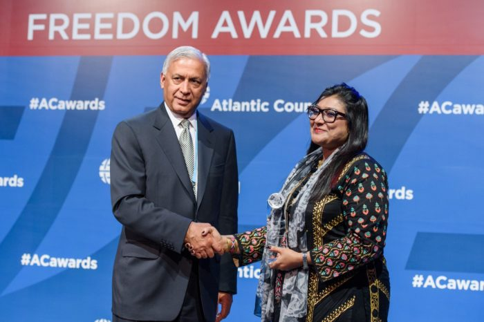 Pakistani Digital Rights Activist Awarded 2016 Human Rights Tulip Award