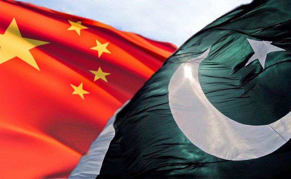 Pakistan and China
