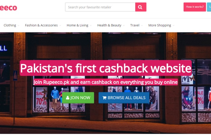 Pakistan's Cashback Service Rupeeco Announced Amazing Discount Deals