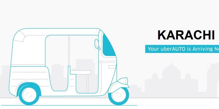 Pakistan's First Rickshaw Service uberAUTO Launches In Karachi