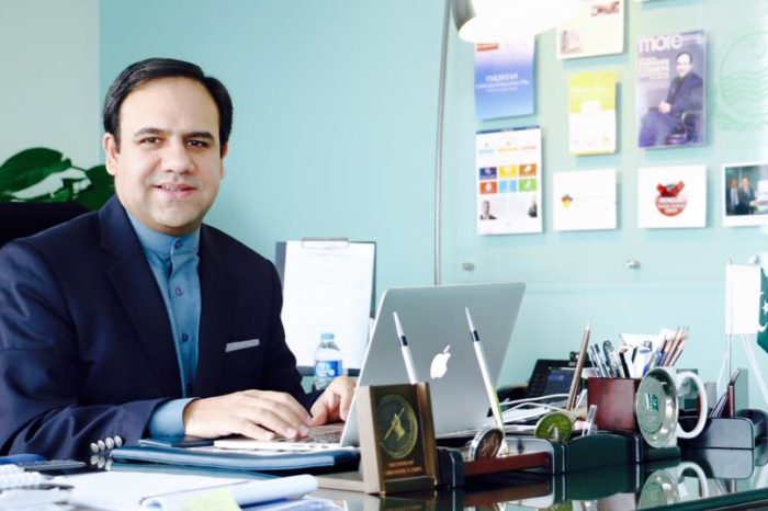 Dr. Umar Saif Appointed as Advisor to the Chief Minister of Punjab