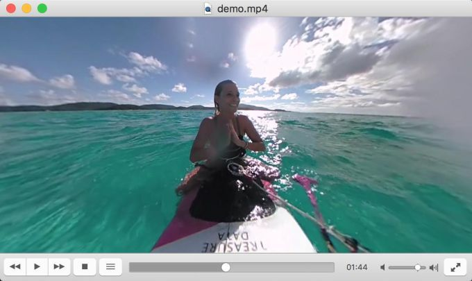 VLC Media Player Launches 360-Degree Video Playback Support