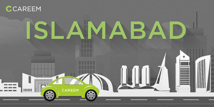 Four Taxi Companies Including Careem Shut Down for Illegal Operations in Islamabad