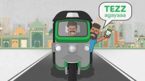 Rickshaw Service
