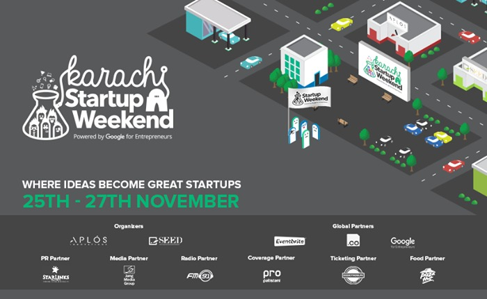 Startup Weekend Karachi 4th Edition Ends Successfully
