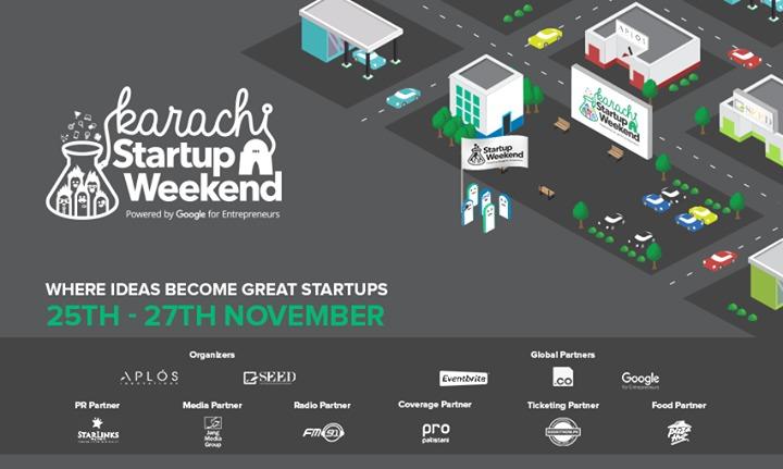 Startup Weekend Karachi