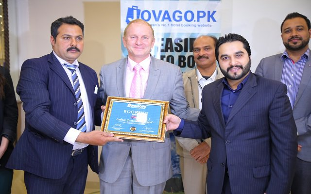 Jovago.pk Hosts Hotel Awards to Promote Tourism Industry Pakistan