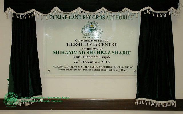Chief Minister Punjab Inaugurates PITB's High-Tech Tier-III Data Center
