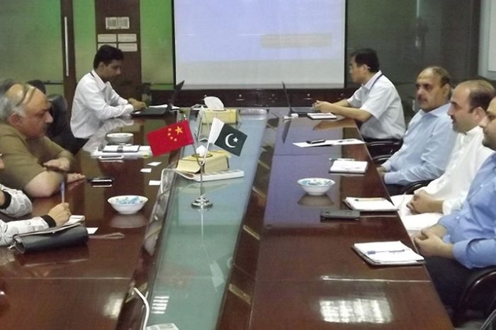 Pakistan-China Joint Chamber to Transform IT Sector