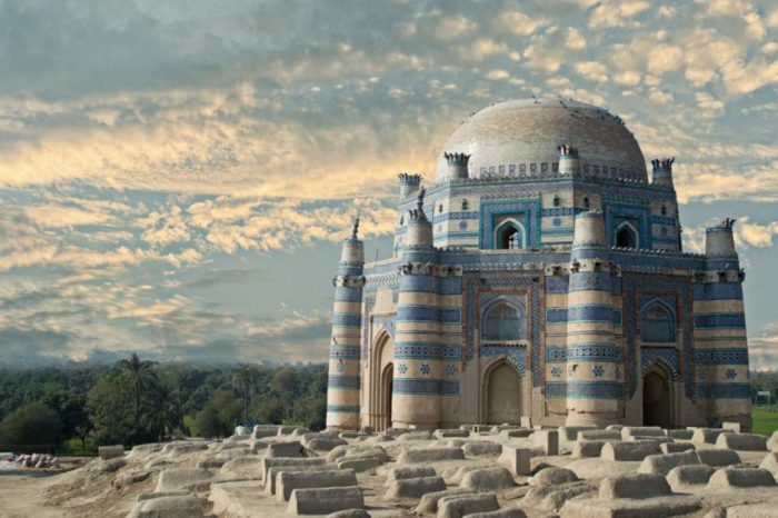 Wiki Loves Monuments 2016: Three Pakistani Photographers Among the 15 Winners