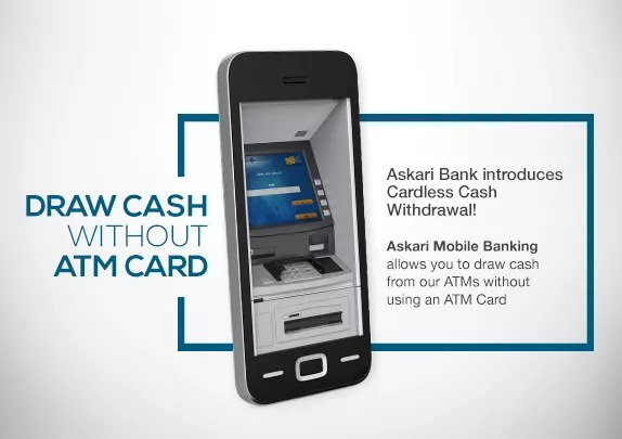 Cardless Cash Withdrawals