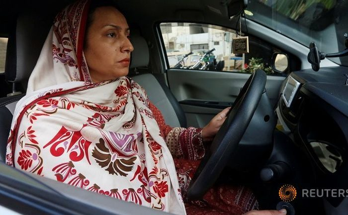 Taxi-hailing Company Careem Introduces Women Cab Drivers in Pakistan