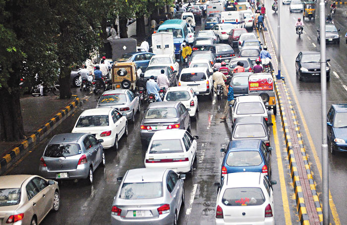 Traffic Challans Through CCTV Cameras Starting in Lahore