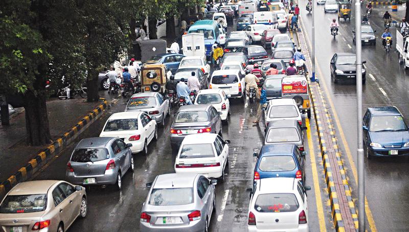 Traffic Challans