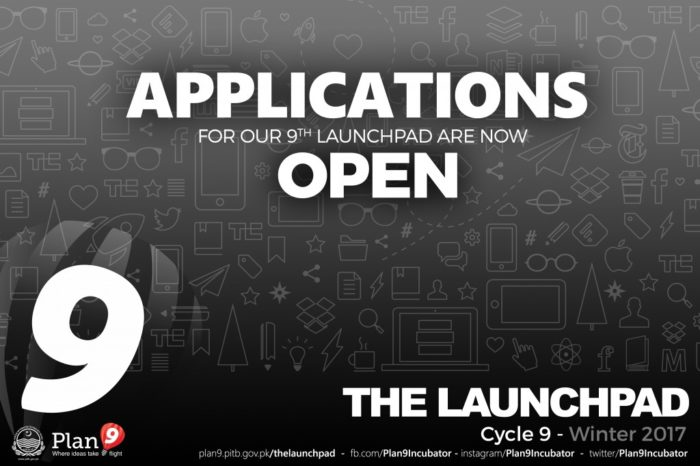 PITB's Tech Incubator Plan9 Opens Applications For 9th Launchpad