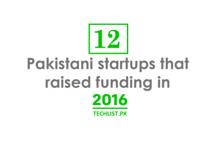 12 Pakistani Startups That Raised Funding in 2016