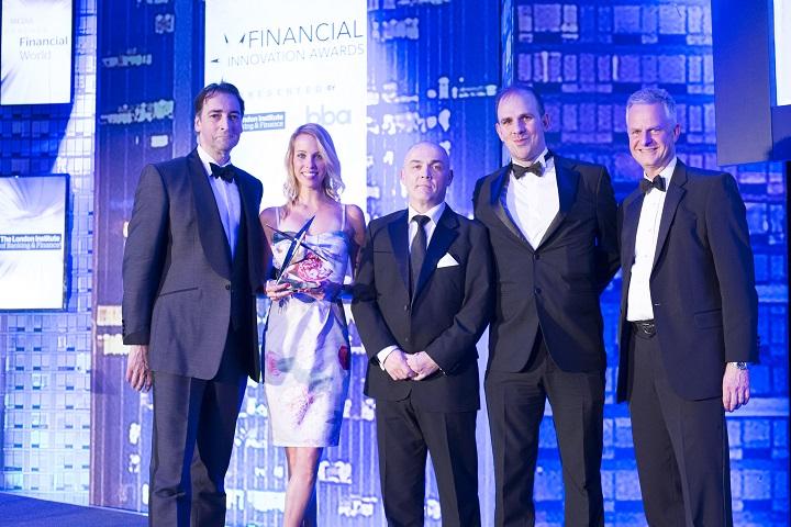 Financial Innovation Award