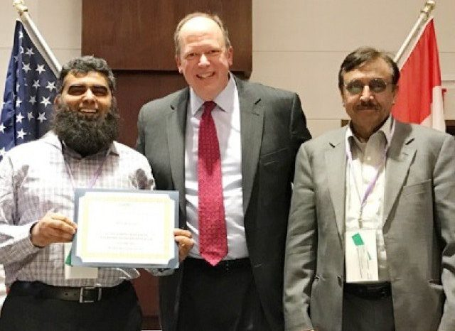 IBA Karachi Wins US Award for Excellence in Entrepreneurship Education 2017