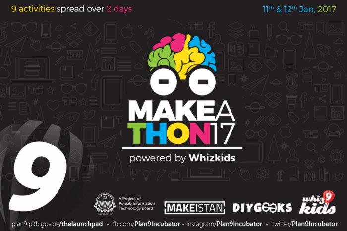 WhizKids Makeathon 2017, PITB Initiative to Promote Young Talent of Pakistan