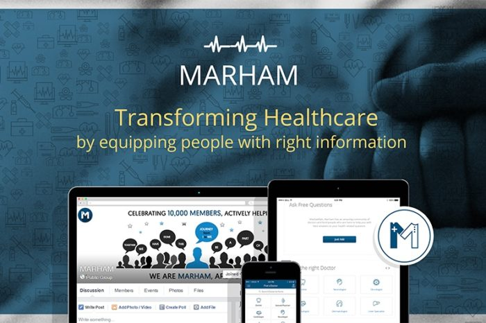 Marham – Find a Doctor, healthcare startup transforming health sector in Pakistan