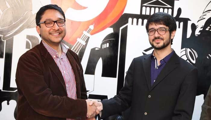 Plan9's Startup Nearpeer raised investment from Shopistan