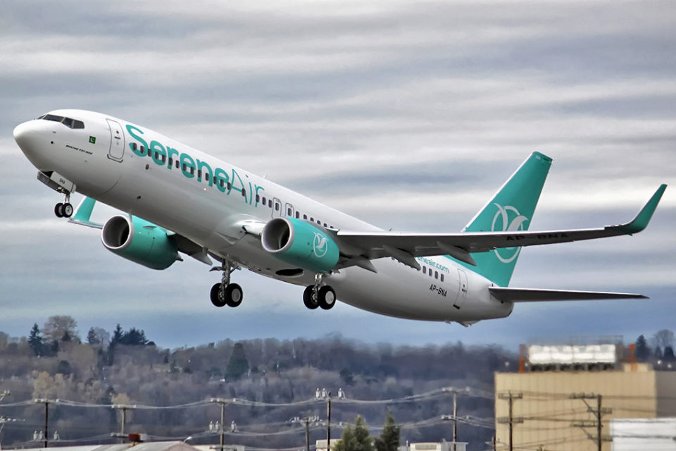 Serene Air Pakistan