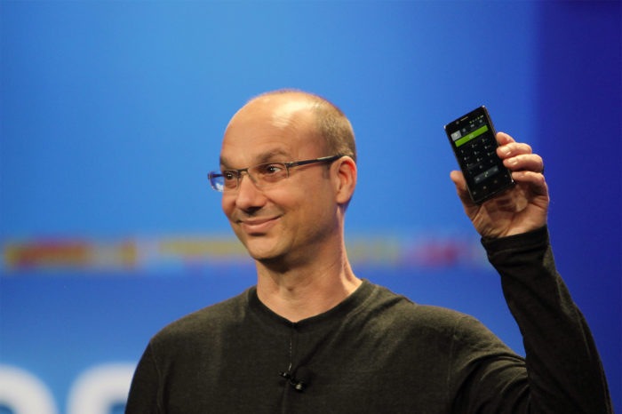 Android Co-Founder Andy Rubin Launching AI Driven Smartphone Soon