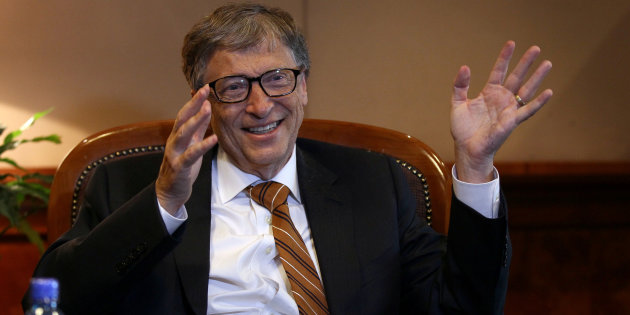 Microsoft Founder Bill Gates could be the World's First Trillionaire