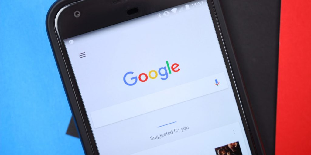 How to search on Google without data
