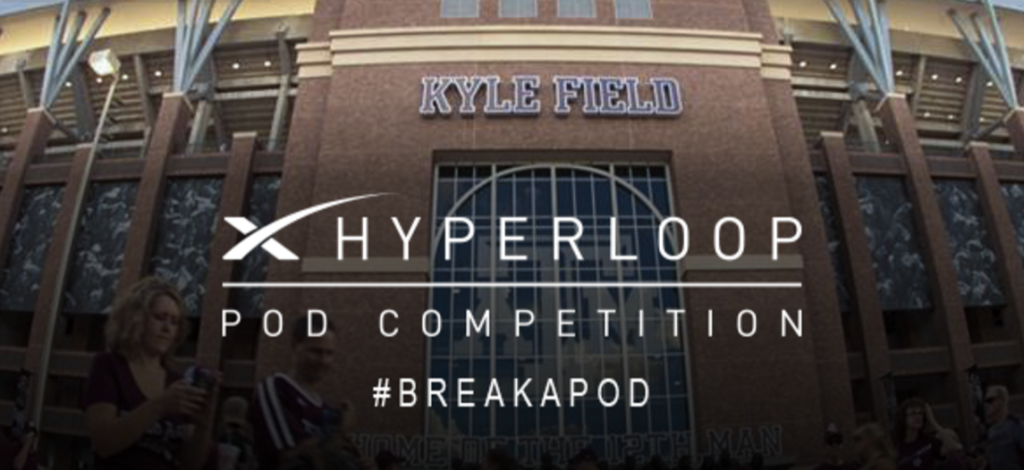 SpaceX Hyperloop Competition