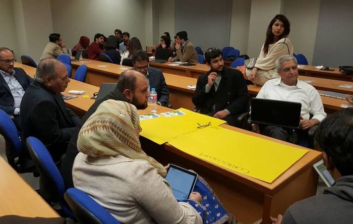 Karandaaz & Planet N Group hosts workshop on Startup Eco-system in Pakistan