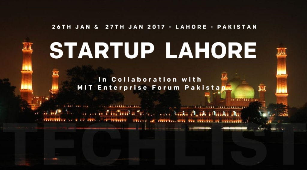 Startup Lahore
