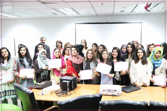 PITB initiative Herself empowered more than 100 women entrepreneurs in Pakistan