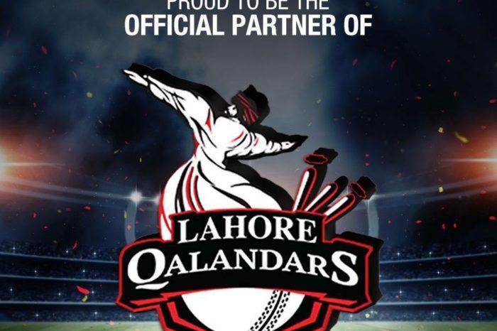 "Huawei sponsors PSL cricket team ""Lahore Qalandars"""