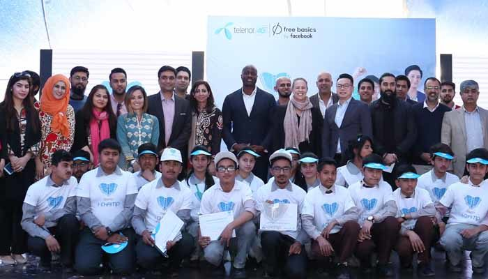 Telenor Pakistan and Facebook to hunt for the next 'Internet Champion' – iChamp