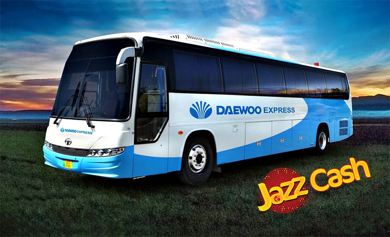 Daewoo Express Bus Tickets