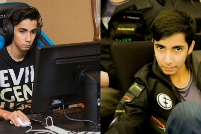 Pakistani teenager Sumail Hassan has become world's third highest paid gamer