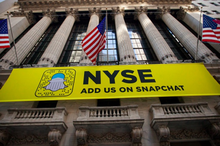Snapchat Parent Company Snap Inc. Files to Go Public in $3B IPO