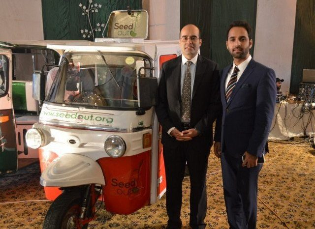 Uber Pakistan join hands with SEED OUT to create extra income opportunities