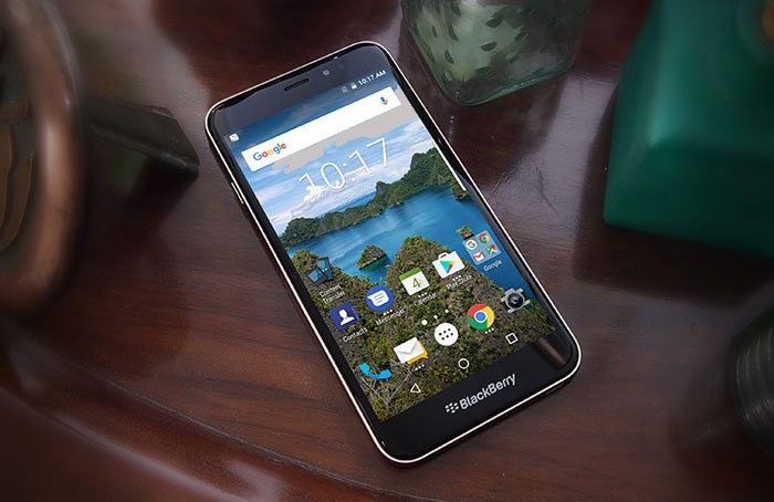 BlackBerry Aurora is the Company's First Dual SIM Android Smartphone